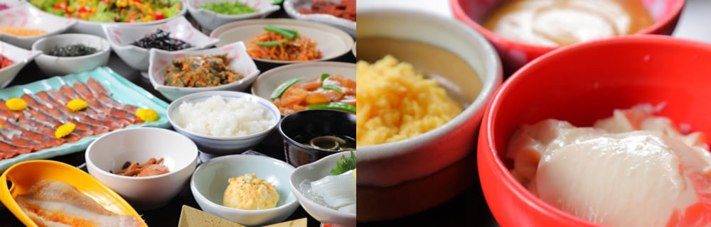 和食・茶房 養浩館にて大好評の和朝食