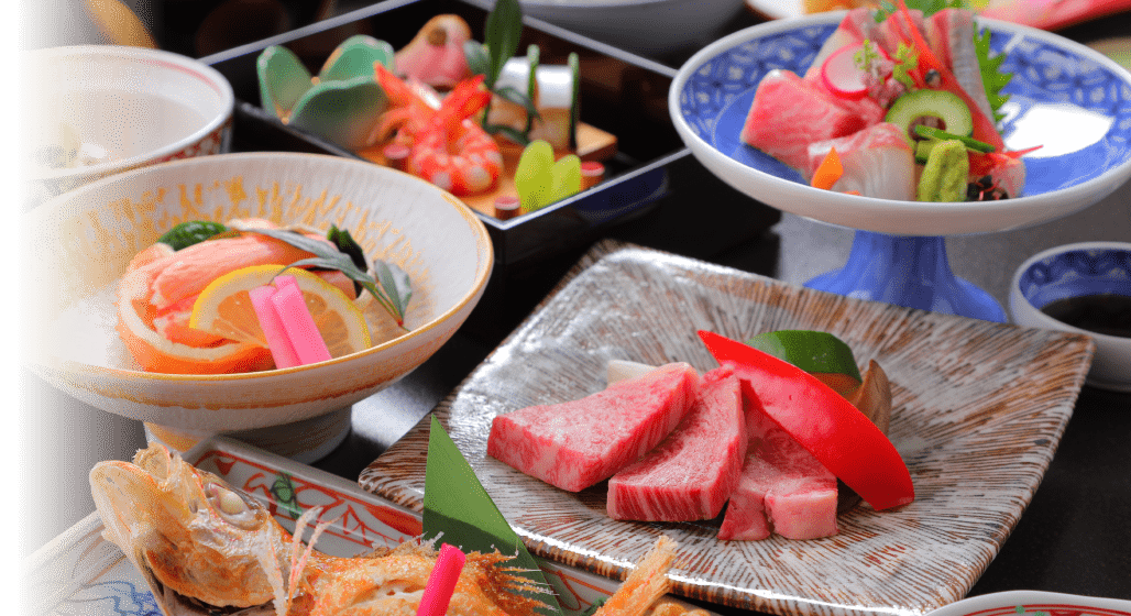 """日本海に面した福井は、海・山・里の幸が豊富に揃う""""食材の宝庫""""です"""